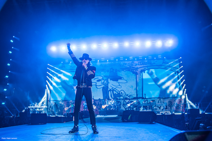 GLP German Light Products Udo Lindenberg Stronger than Time Tour