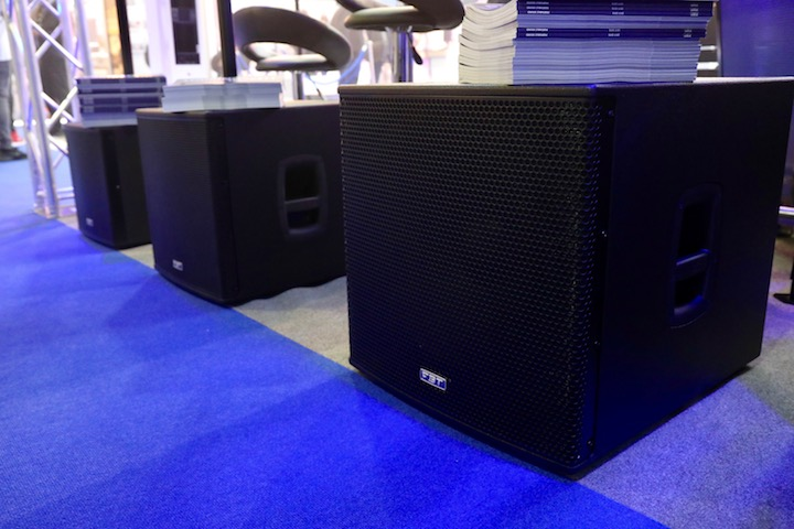 FBT Audio SUBLINE PLASA 2017