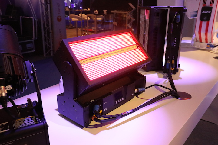 GLP German Light Products JDC1 PLASA Show 2017
