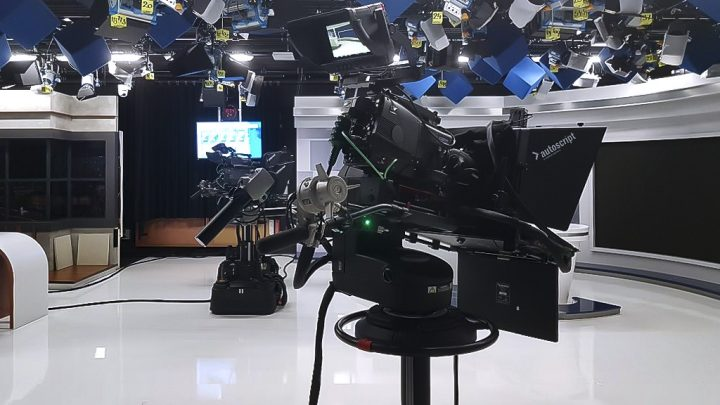 RCF BCE Studios Broadcast Centre Europe