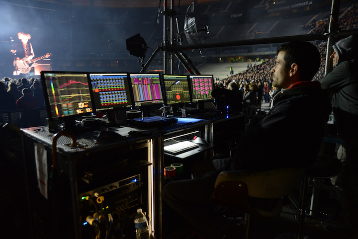 Meyer Sound LEO Les Inus Stade de France