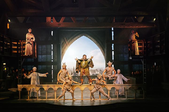 Meyer Sound LEOPARD Disney's Hunchback of Notre Dame: The Musical Denmark