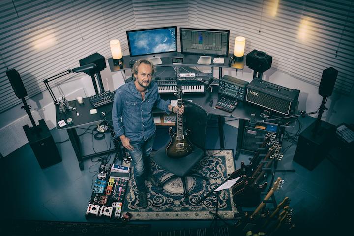 RCF Live in the Studio Evox 5 Luca Colombo