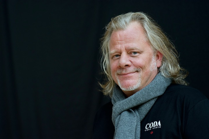 Coda Audio Germany Thomas Schlattmann