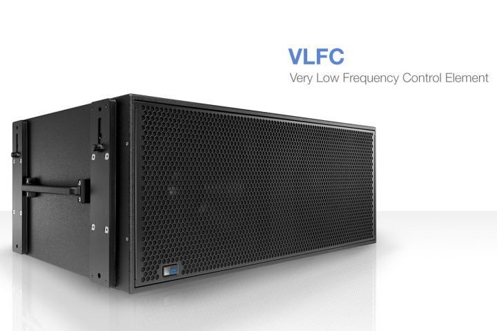 Meyer Sound VLFC Very Low Frequency Control Element Released