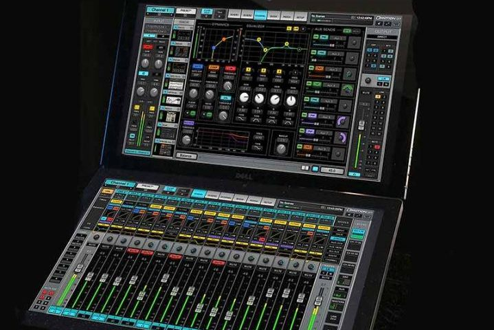 Waves, LV1 Live Mixer, Residente, Tour