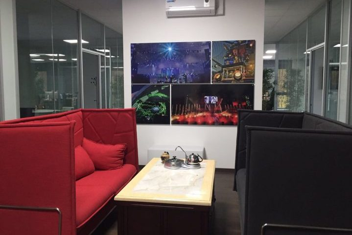 GLP Headquarters Visit LightSoundJournal Udo Künzler