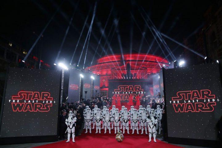 Green Hippo Digital Insanity Star Wars The Last Jedi Premiere