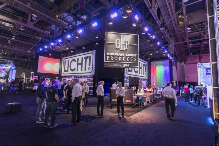 GLP German Light Products Successful LDI 2017