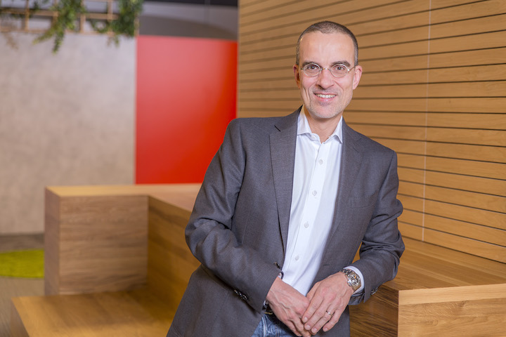 Martin Berger Joins Riedel Communications in New Role as Chief Sales Officer