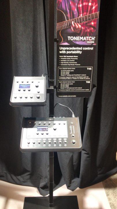NAMM 2018 Bose Professional S1 Pro ToneMatch T45 T8S