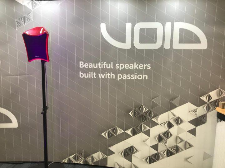 NAMM 2018 Void Acoustics Incubus Air Stasys X V2 Air 8