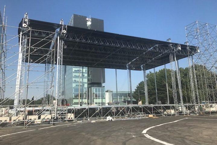 AreaFourIndustries MILOS M5 Bucharest TimeShift Festival