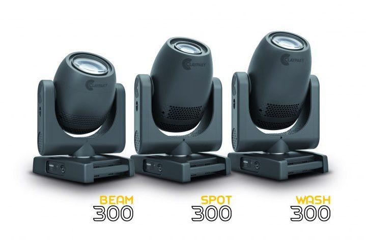 Claypaky Axcor 300 Series