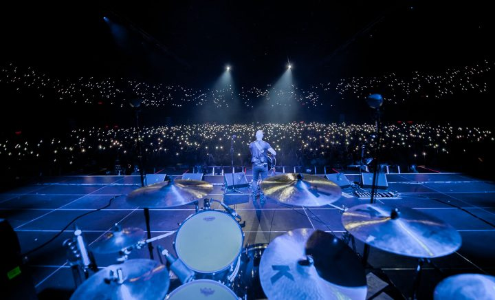 Robe LĪVE Sun Arena DVD Filming