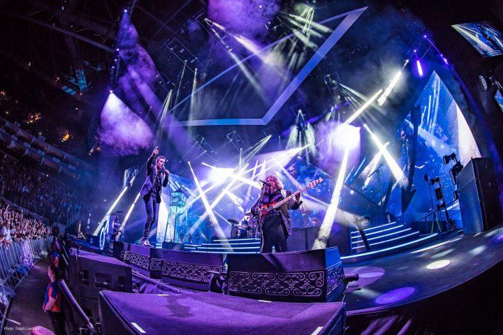 Claypaky The Killers Wonderful Wonderful Tour Scenius Unico