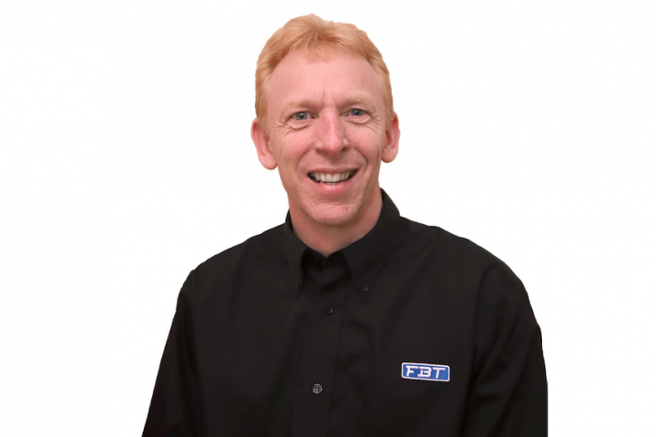 FBT Audio UK Business Development Manager Mike Roissetter