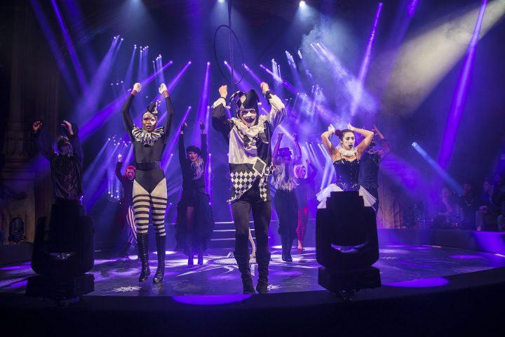 Cirque Robe Prolight + Sound 2018 MegaPointe