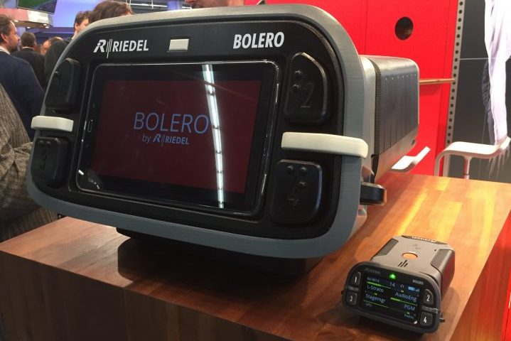 Prolight & Sound, PL&S 2017, Audio Report Riedel Bolero