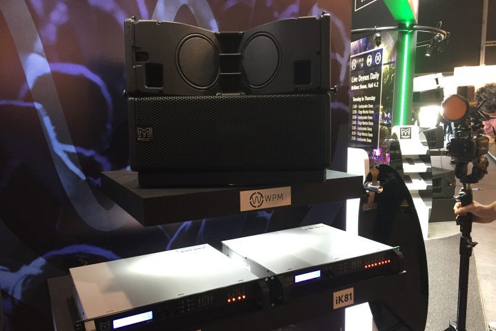 Prolight & Sound, PL&S 2017, Audio Report Martin Audio Scalable Resolution