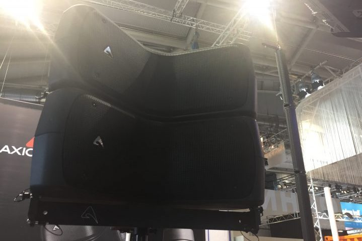 Prolight & Sound, PL&S 2017, Audio Report Axiom Pro Audio Proel AX800A