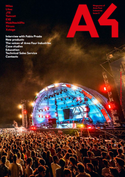 Area Four Industries A4 Magazine