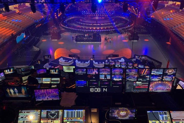 Eurovision Song Contest 2018 ESC 2018 Prague Lighting Report Behind The Scenes