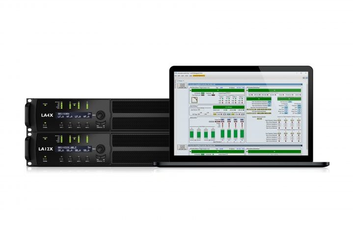 L-Acoustics QSC Q-SYS Interoperability