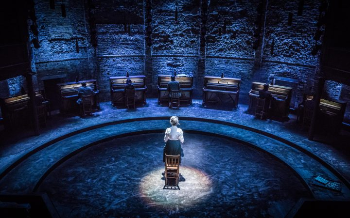 ee Curran pixel maps award-winning battens on two dramatic productions