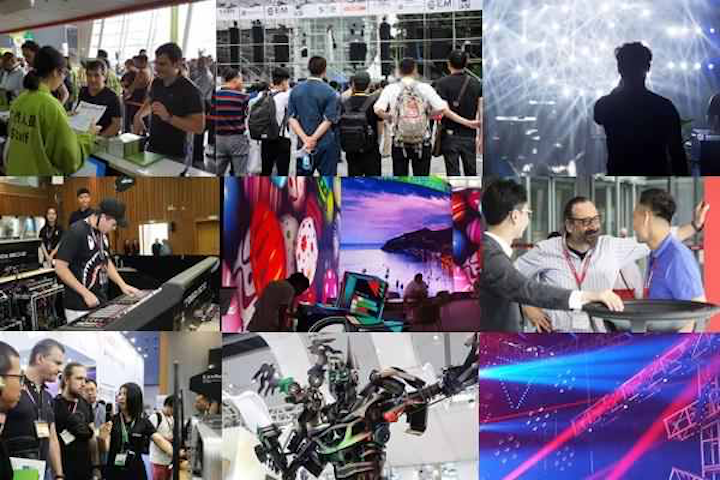PLSG2018 Prolight & Sound 2018 Record Numbers