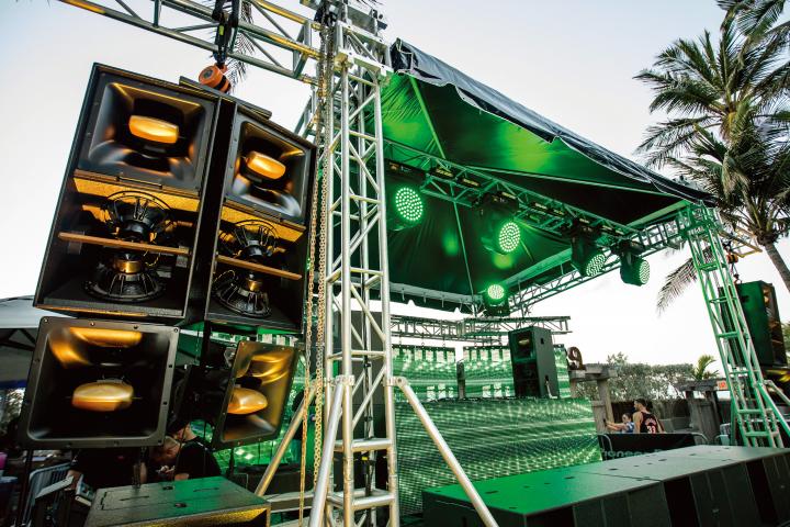 Pioneer Pro Audio Miami Music Week