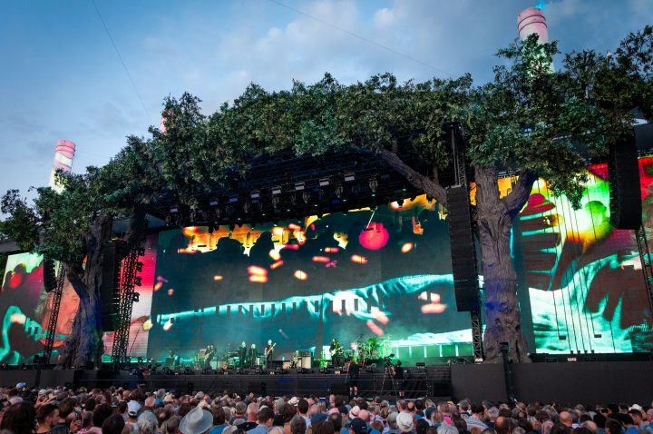 Optocore Roger Waters BST Hyde Park Capital