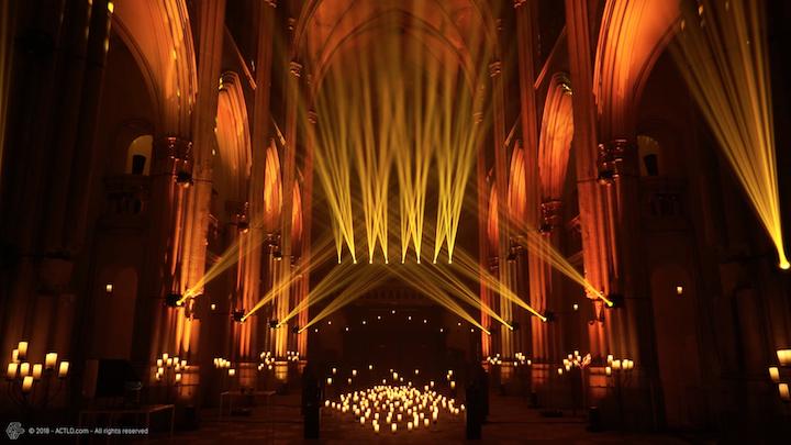 Claypaky Belgium Light Moves
