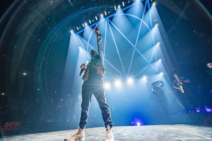 Claypaky Justin Timberlake Man of the Woods Tour Scenius Unico