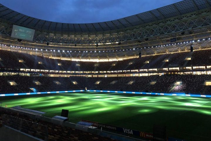 FIFA World Cup 2018 Russia Opening Ceremony Sound Lighting Report Interview Arlecchino