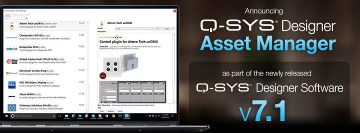 QSC Asset Manager 1