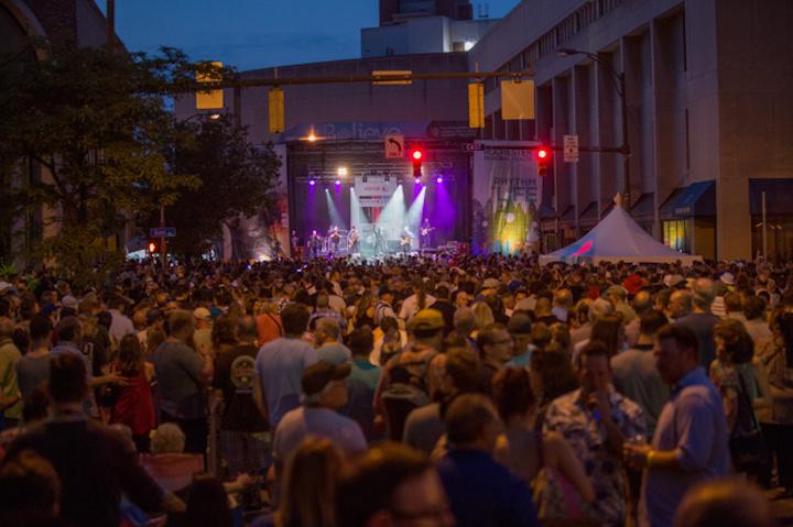 QSC Xerox Rochester International Jazz Festival