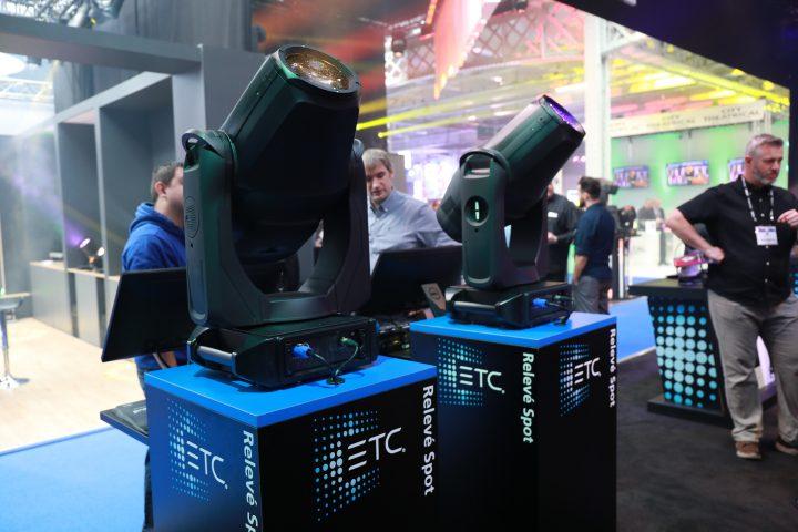 ETC Relevé Spot PLASA 2018