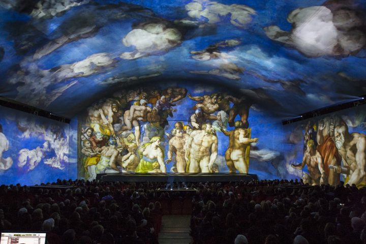 Last Judgement - Sistine Chapel Immersive Experience