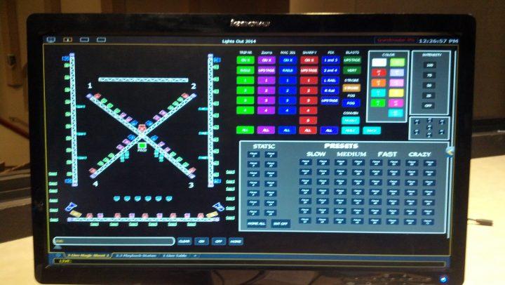 Steve Irwin Programming Moving Lights LightSoundJournal Tutorial Part 1