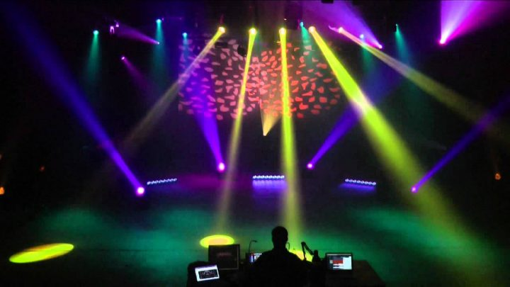 The Artistry and Finesse in Programming Moving Lights
