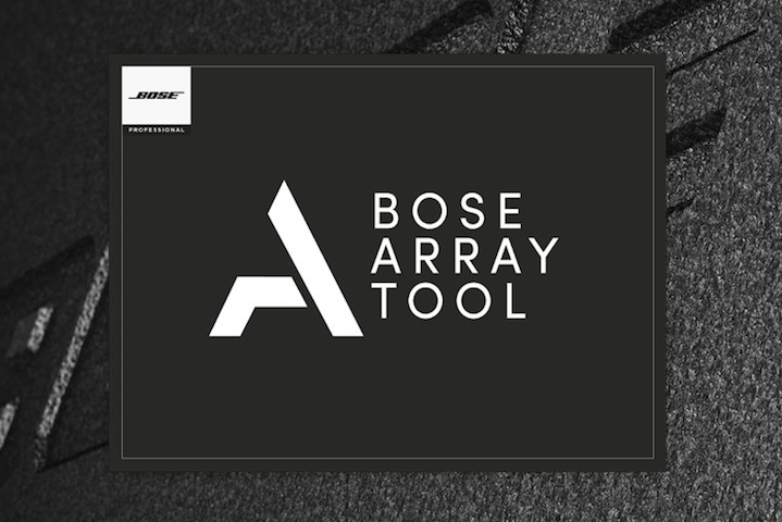 Bose Professional Bose Array Tool