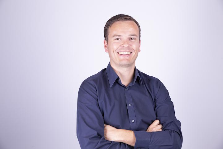 Riedel Sales Manager Kristof Vanden Eynde