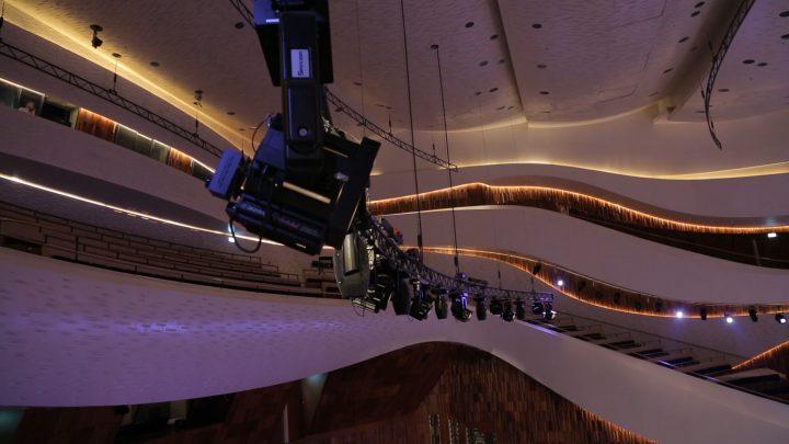 Zaryadye Park Moscow Spotlight Concert Hall