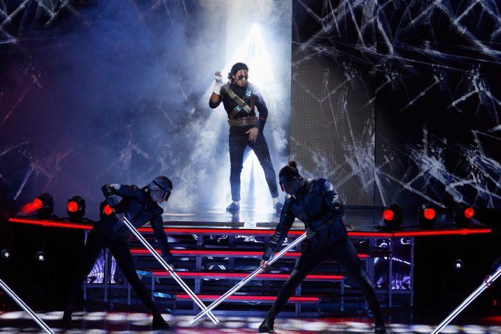 Michael Jackson Beat It GLP impression FR1