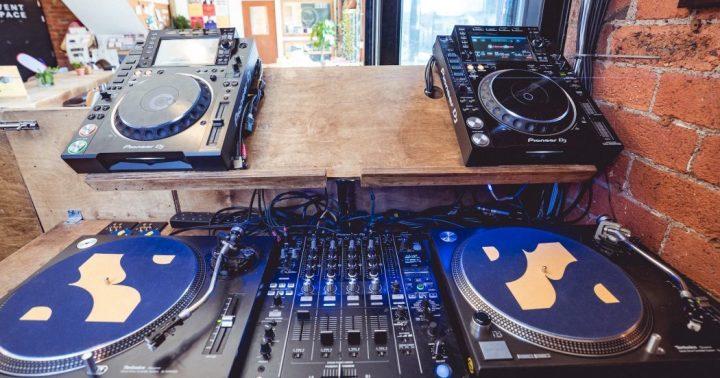Pioneer Pro Pioneer DJ Sheaf St