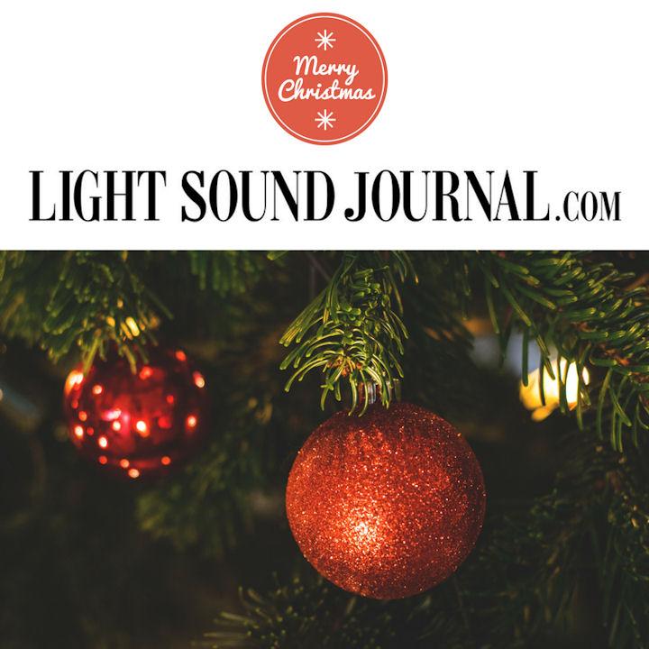 LightSoundJournal Christmas