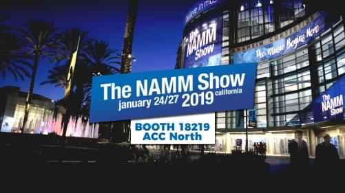 NAMM Show 2019 dBTechnologies