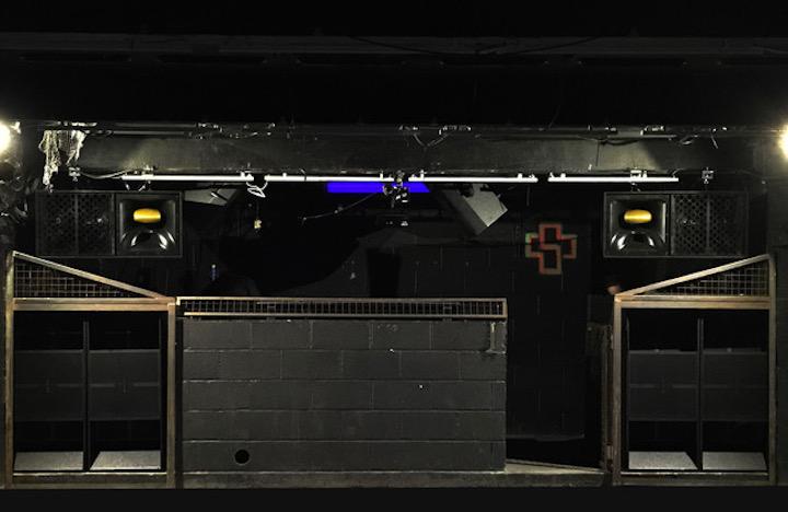 Monastery Birmingham Pioneer Pro Audio