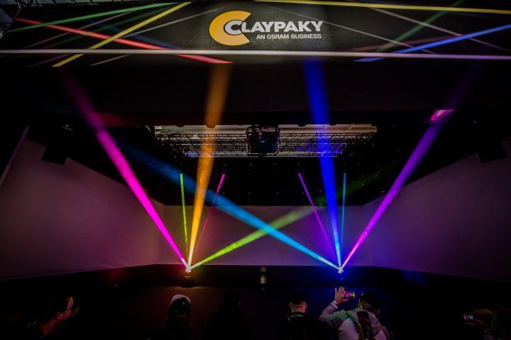 Claypaky PL+S 2019 Xtylos